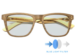 The Yaletown Blue Light Blocking Glasses