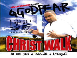 Christ Walk Cd, HARD COPY (FREE SHIPPING)