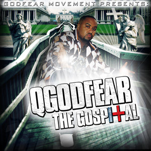 The GOSPITAL (2015) Hard Copy (FREE SHIPPING IN USA ONLY)