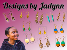 Load image into Gallery viewer, Designs by Jadynn (Shipping Included)