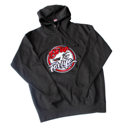 BE UP Hoodie w/ Chenille Patch