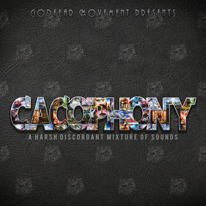 CACOPHONY (Digital Download) Listen to full project here!