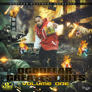 QGODFEAR Greatest Hits Vol. 1