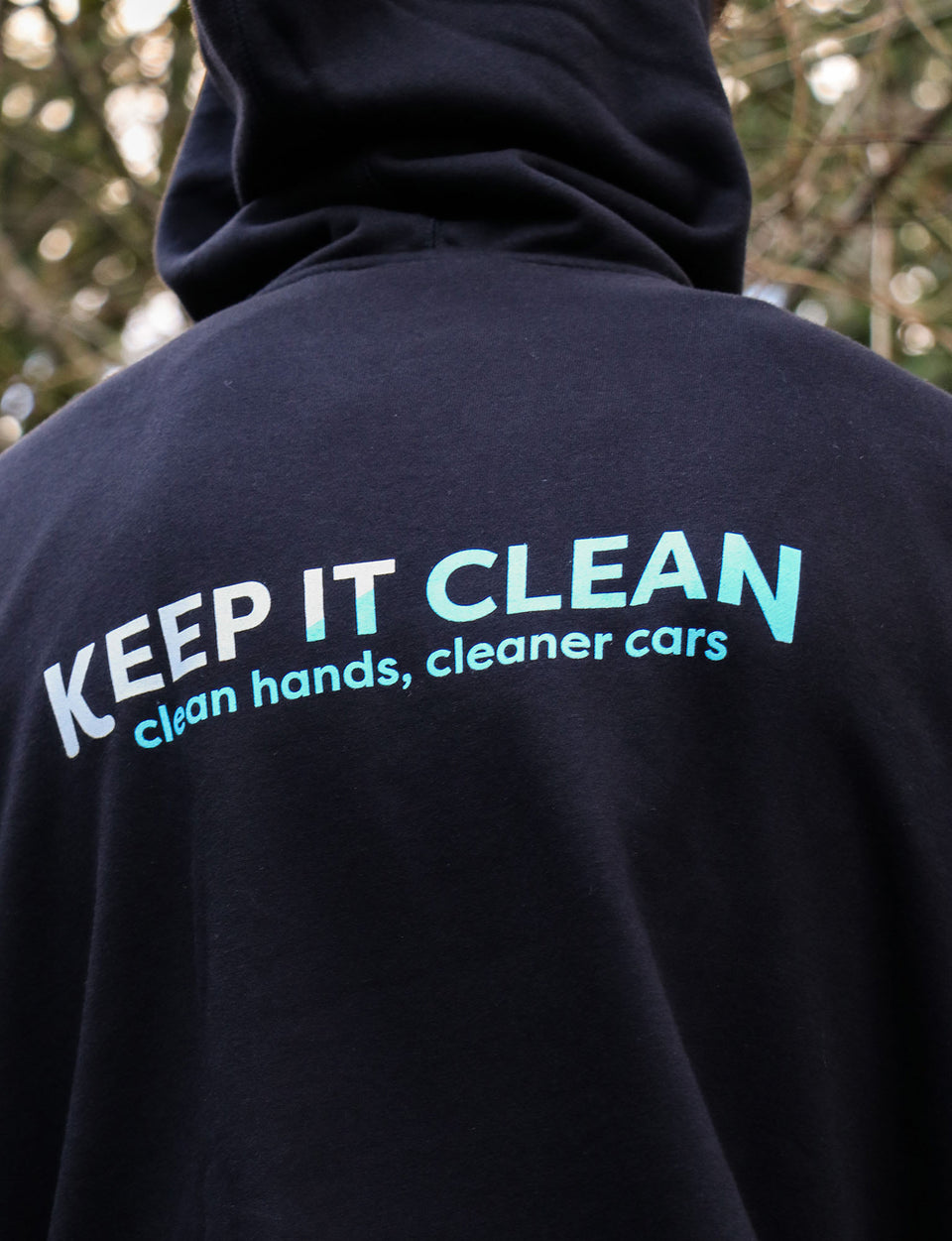"""KEEP IT CLEAN"" Champion Edition"