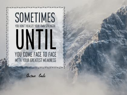 Sometimes You Don't Realize - Motivational/Inspirational Wallpaper (Downloadable JPEG)