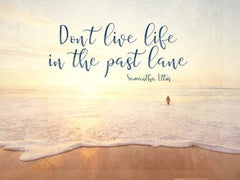 Don't Live Life - Motivational/Inspirational Wallpaper (Downloadable JPEG)
