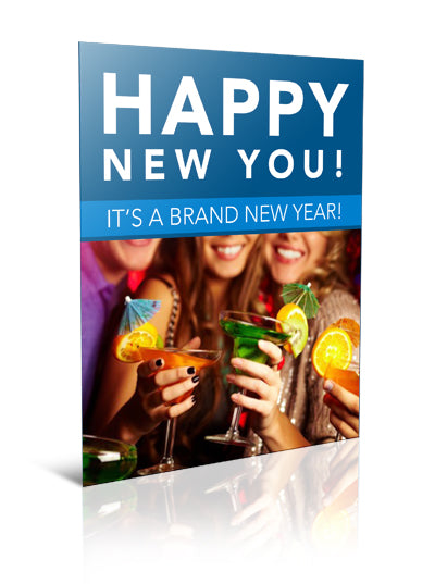 Happy New You! It's a Brand New Year! - eBook – (Downloadable – PDF)
