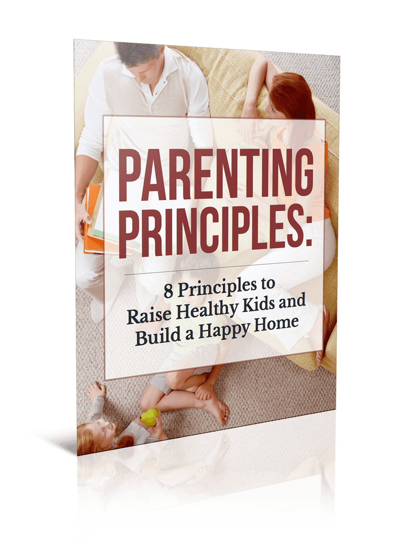 Parenting Principles - eBook – (Downloadable – PDF)