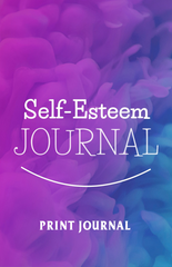 Self-Esteem Journal – Print Journal – (Downloadable – PDF)