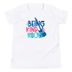 Being Kind Rocks - Youth Short Sleeve T-Shirt