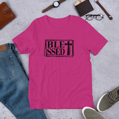 Blessed - Cotton T-Shirt