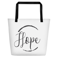 Hope - Beach Bag