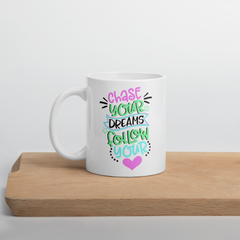 A Journey of a Thousand Miles - Coffee Mug