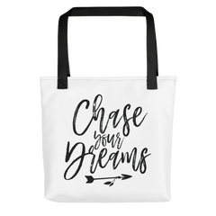 Chase Your Dreams - Tote Bag