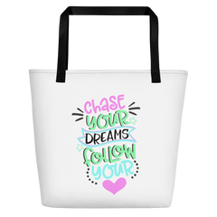 Boss Lady - Beach Bag