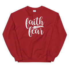 Faith over Fear - Sweatshirt