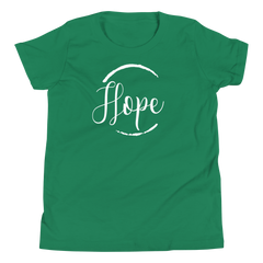 Hope - Youth Short Sleeve T-Shirt