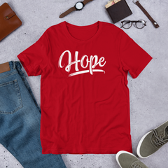 Hope - Cotton T-Shirt