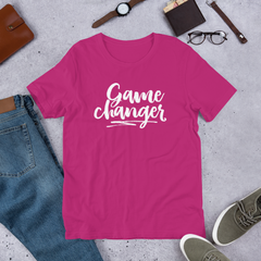 Game Changer - Cotton T-Shirt