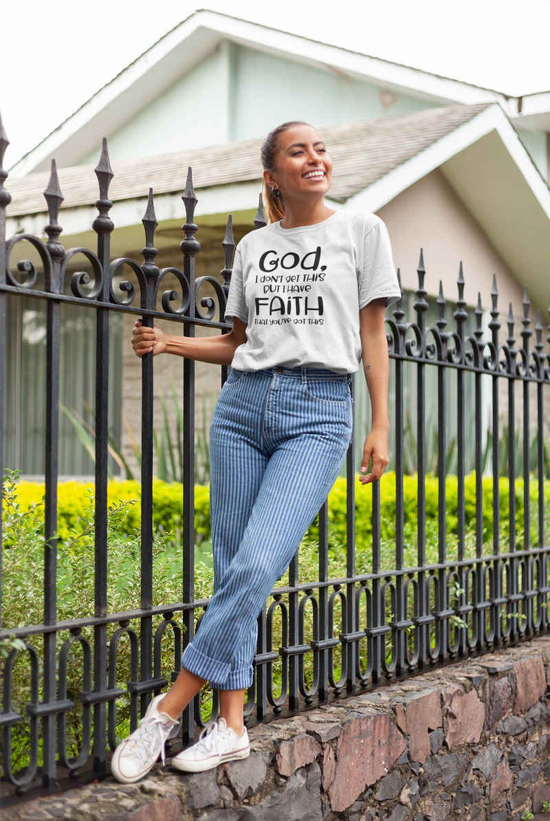 God I Don't Get This - Cotton T-Shirt