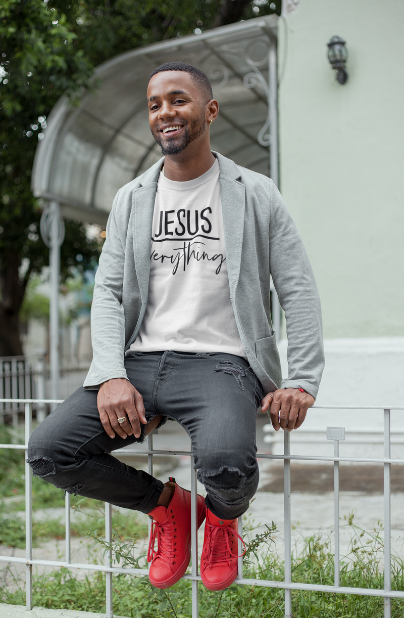 Jesus Everything - Cotton T-Shirt