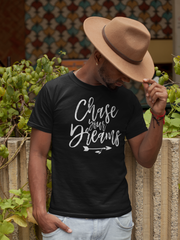 Chase Your Dreams - Cotton T-Shirt