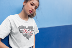 Love - Cotton T-Shirt