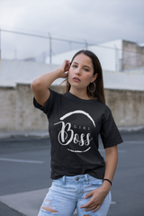 Girl Boss - Cotton T-Shirt