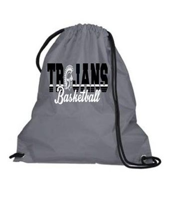 Trojans Basketball Bag