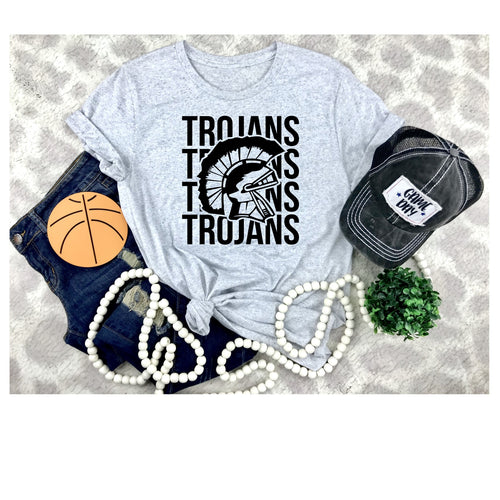Trojans Repeat Shirt