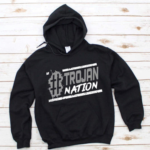 Trojan Nation Hooded Sweatshirt