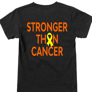 Taylor Tackles Cancer Stronger Than Cancer Design