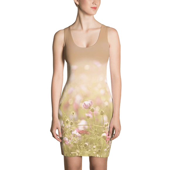 Sublimation Cut & Sew Dress