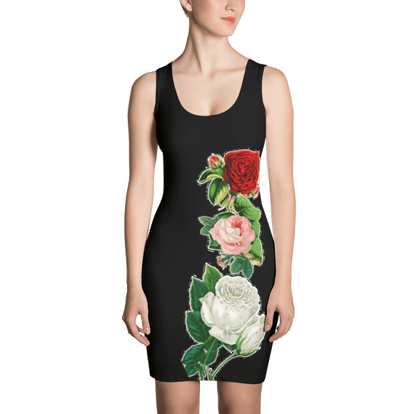 Sublimation Cut & Sew Dress - itpstyle