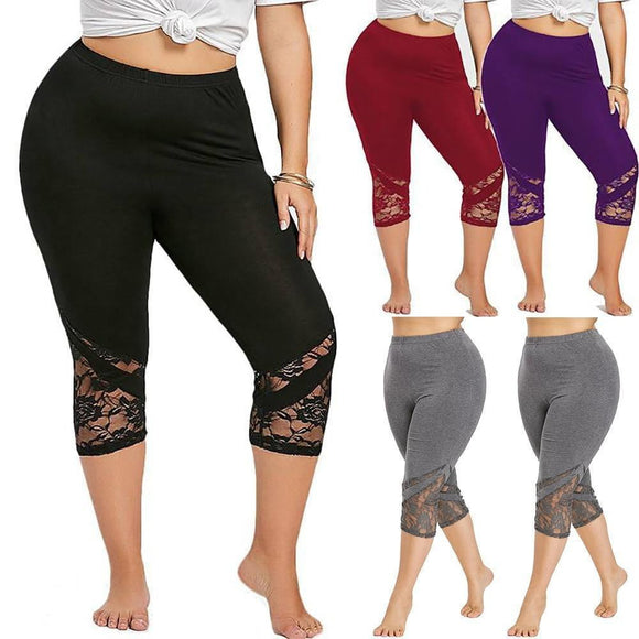 Legging femme grande taille - itpstyle