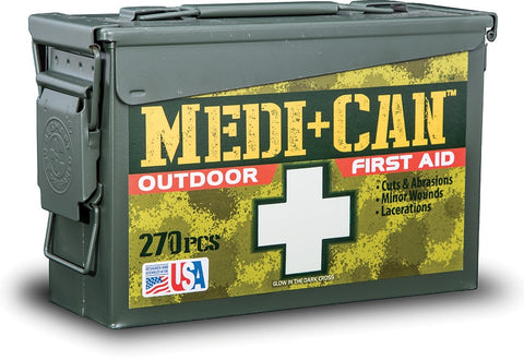 MediCan First Aid Kit
