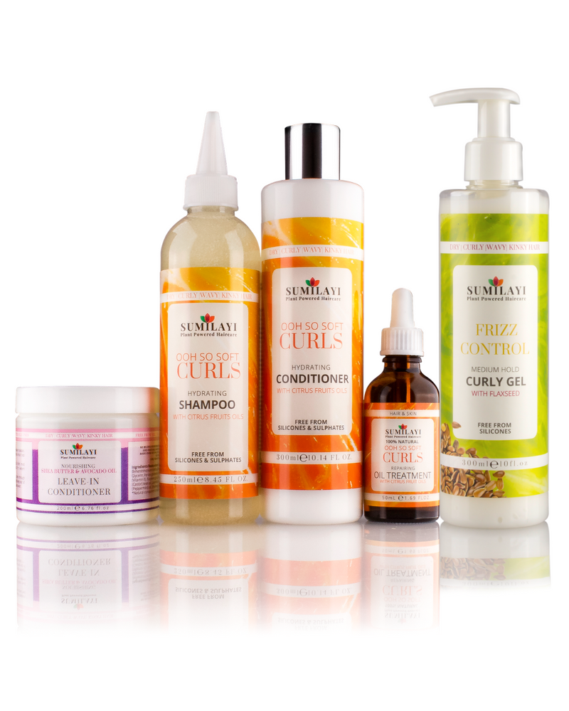 NEW! Care and Style Kit