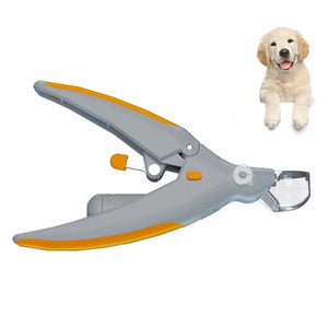 Professional LED Illuminate Light Pet Nail Clipper - PuppyCentury