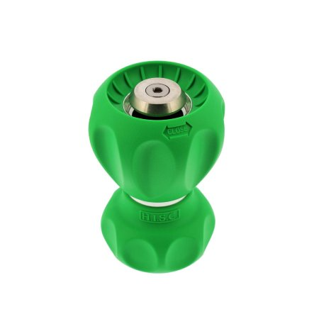 Green Ultimate Fireman Style Hose Nozzle Fireman's Jet Spray - Ultimate Innovations