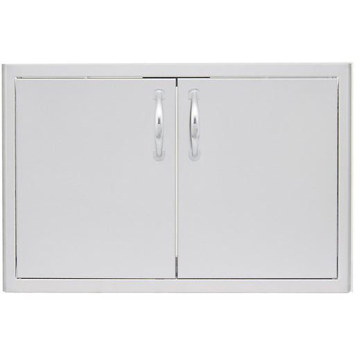Blaze 40 Inch Double Access Door with Paper Towel Holder