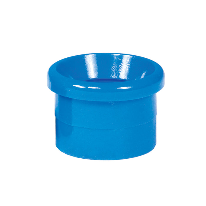 "(100-PACK) DIG - 1/2"" compression PVC Insert - Connect 1/2"" drip tubing to 1/2"" PVC pipe"