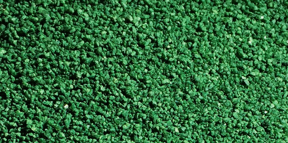 USA MADE Artificial Turf GREEN Silica Sand Infill - Granular, Natural Infill - (5lbs PRO Bag)