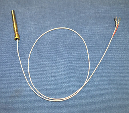 "HPC - Hearth 255 THERMOPILE - 36"" LEAD 36"" Thermopile Millivolt Fireplace Lead."