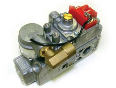 HPC - Hearth 350 VALVE DEXEN - 82k Btu, 175 deg. rated Battery Powered Electronic Ignition Valve. (6003 3V Series)