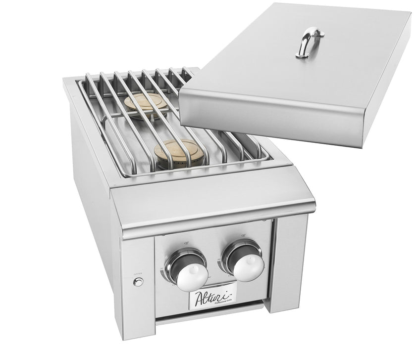 SUMMERSET ALTURI DOUBLE SIDE BURNER