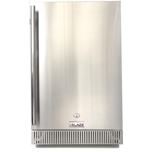 Blaze 4.1 Cu. Ft. Outdoor Stainless Steel Compact Refrigerator UL Approved