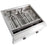 Blaze 30-Inch Built-in Gas Griddle LTE With Lights