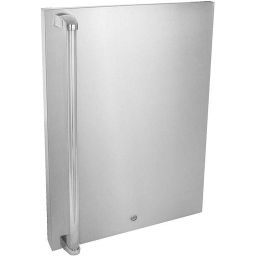 Blaze Stainless Steel front door sleeve upgrade, Specifically For Stainless Front 4.5CU