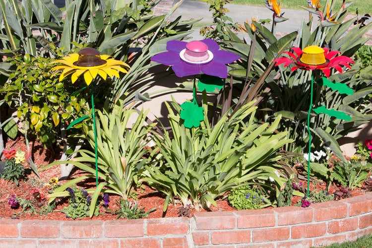 Giant Purple Aster Bird Feeder - Ultimate Innovations