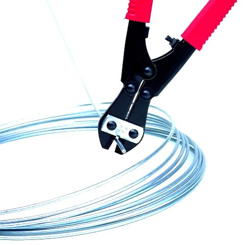 "MCC MC-0020 8"" Midget Cutter (''mini cutter'' ''mini bolt cutter"" ""wire cutter"") Capacity 3/16"